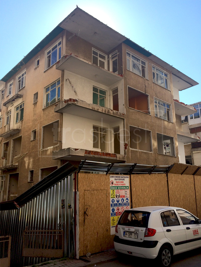İstanbul-Kadıköy Kentsel Dönüşüm Projesi