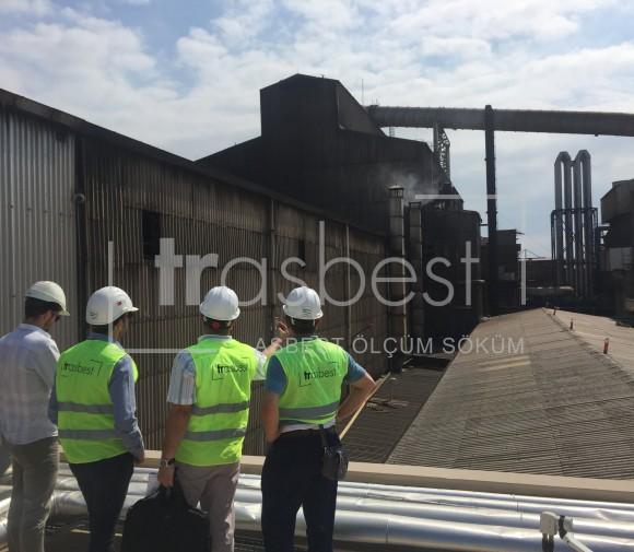 Fabrika-Asbest Söküm Planlama